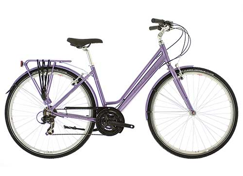 PIONEER 1 LOW STEP FRAME PURPLE