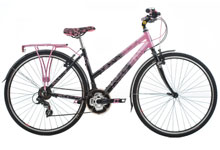 Red Or Dead Bikeland Womens 700c