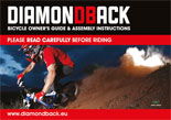 Diamondback MTB Owners Guide