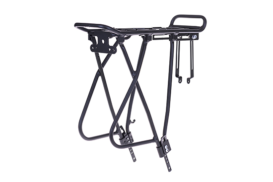 Pioneer Transporter Alloy Rear carrier - with adjustable leg