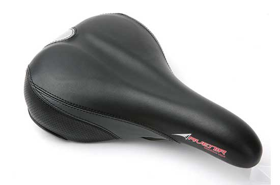 Comfort Ergonomic Foam Saddle
