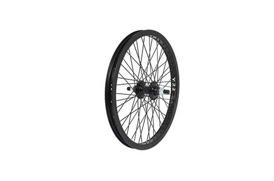 9 Tooth Driver Rear Wheel, Black