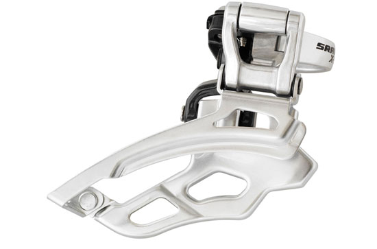 X.9 Front Derailleur - High mount