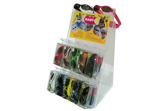 OK Baby Sunglasses Retail Display Pack