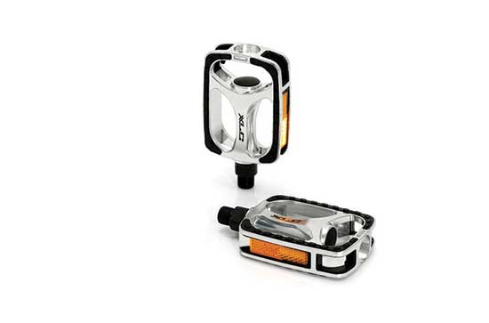One-Piece Alloy City/Comfort Pedals