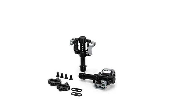 Double Sided SPD MTB Pedals