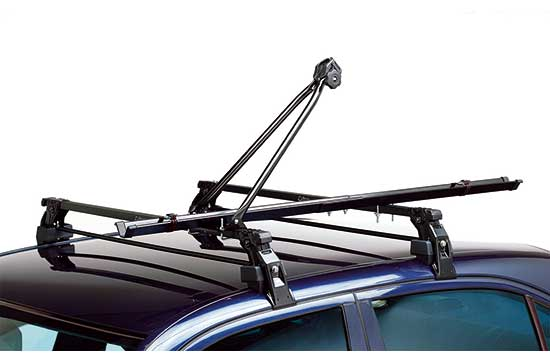 Lucky2 1 Bike Roof Fitting Rack