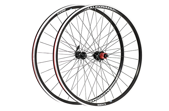 REAR RADIAL PRO BUILD TUBELESS READY ROAD/CX WHEEL ALEX/CHOSEN 700C Q/R