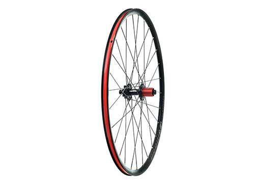REAR PRO BUILD TUBELESS READY DISC ONLY ROAD/CX WHEEL ALEX/CHOSEN 700C 142 X 12MM THRU AXLE