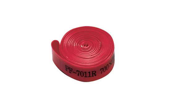 Polyurethane wheel rim tape 700c wheel pair