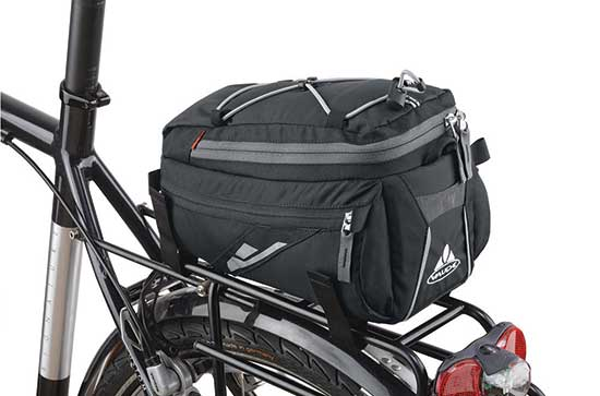 Silkroad 2 rear rack bag