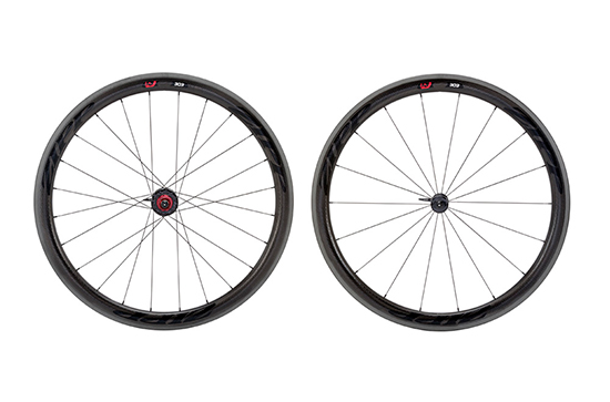 303 Firecrest Tubular Disc Brake Rear 24 Spokes 10/11 Speed Campagnolo Cassette Body Black Decal - Special Order