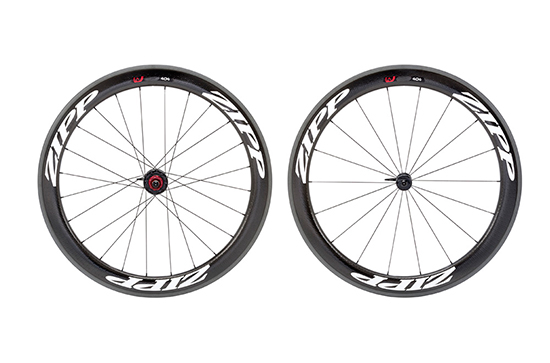 404 Firecrest Tubular Rear 24 spokes 10/11 Speed SRAM Cassette Body White Decal - Special Order