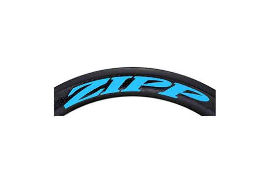 DECAL 202 BLUE ONE WHEEL