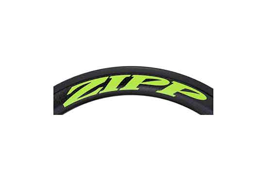 DECAL 202 GREEN ONE WHEEL