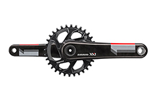 Crank XX1 Boost 148 Q-factor 168 170 Red Xsync Direct Mount 32T NO BB