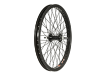 "20"" BMX Wheel, Rear, 48H, 3/8"" axle"