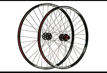 Rear 12 x 148mm bolt through Boost Alex Volar 3.0 Tubeless ready 27.5