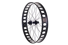 Rear Salsa 10 x 170mm q/r & 12 x 177mm bolt through Alex Blizzerk 90 Tubeless ready 32h