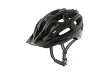 Supersonic CC MTB cycle helmet mat black
