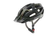 Supersonic CC MTB cycle helmet black & sand