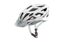 Xenova cycle helmet  carbon white