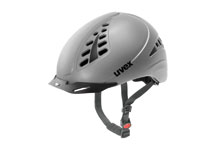 Discovery city cycle  helmet silver