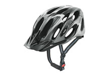 Magnum MTB cycle helmet black & white
