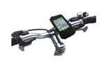 I Phone 4 lining for Bike console