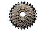 TZ21 7 speed freewheel