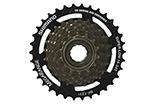 TZ31 7 speed freewheel