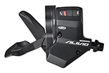 Alivio M430 rapid fire shifter pods 9spd