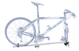 Pordoi Deluxe Single Bike Roof Rack