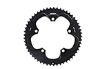 CHAINRING ROAD RED 53T 130 BCD