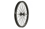 Rear BMX Wheel, 48h, 14mm Axle, Black