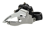 X9 Derailleurs - Front Top Pull 3x10