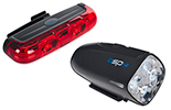 RX480 Front Light & EVOLVE Rear Light