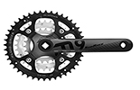 Alloy Chainset 44/32/22 X 175mm