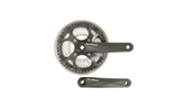 Raleigh Chainset 48/38/28 x 170mm Black