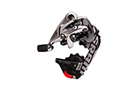 Rear Derailleur Red Aero Glide Short Cage Max 28T