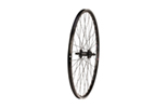 700C Front Disc Wheel, 6 Bolt Disc Hub, Mach1 240 Double Wall Rim, 36H, Black