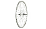 26 x 1.75 Rear Wheel, Mach1 Silver, 8/9spd Cassette (QR)