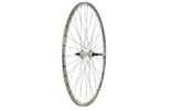 700C Rear Wheel, Mach1 CFX Rim, Screw-On Freewheel Fitting (QR)