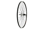 700C Rear Wheel, Mach1 Omega Rim, 10spd Shimano 105 Hub, 32H, White