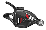 Shifter X01DH Trigger 7-Speed Rear With Discrete Clamp Red