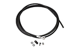 Hydraulic Line Kit - Guide Ultimate, 2000mm, Black, Qty 1