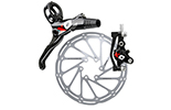 Disc Brake X0 Carbon GS Polished Silver