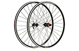 REAR PRO BUILD TUBELESS READY ROAD/CX WHEEL ALEX/CHOSEN 700C Q/R
