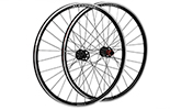 REAR PRO BUILD TUBELESS READY DISC ROAD/CX WHEEL ALEX/CHOSEN 700C Q/R