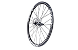 202 Carbon Clincher Disc Brake V2 177D Rear 24 spokes 10/11Speed Campagnolo Cassette Body White Decal